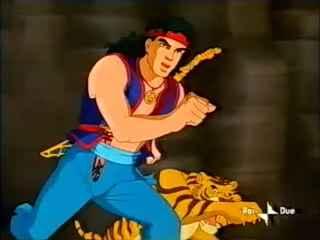 La tigre ruggisce ancora sandokan 3