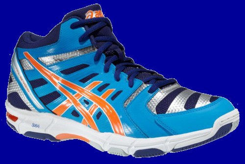Scarpe Asics Volley Colorate